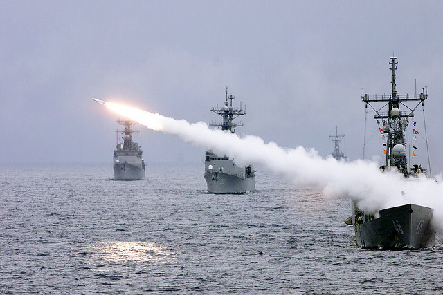 Missile Exercise