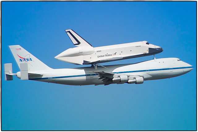 There it Goes! Space Shuttle Enterprise!! | News For Kids ...