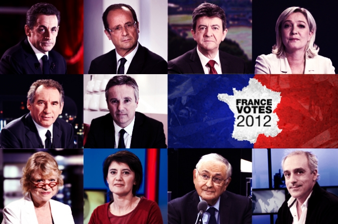 French Elections 2012