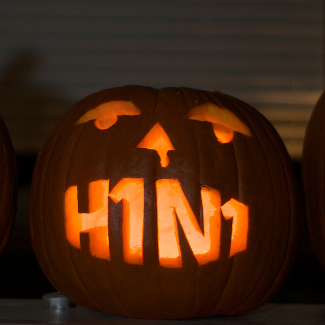 H1N1 Pumpkin