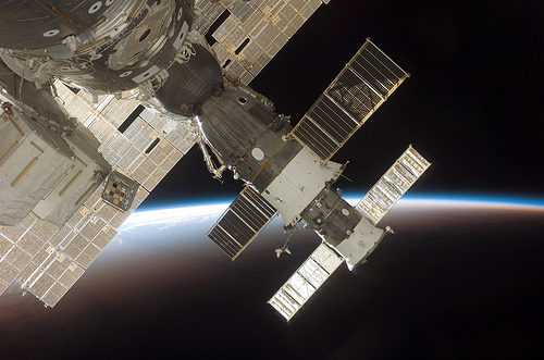 Russian Cosmonauts will not miss Olympics Photo Credit NASA