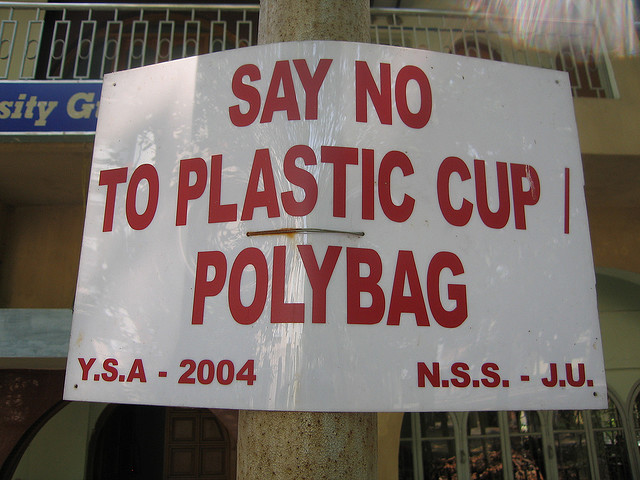 Ban on Plastic Bags Soon