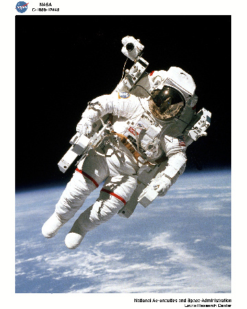 astronaut space facts - photo #1