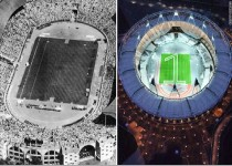 London olympics 1948 and 2012