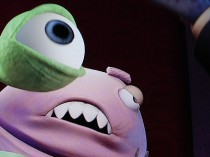 Monsters (Photo source: Monsters Inc, the movie)