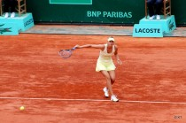 Maria Sharapova wins French Open Title