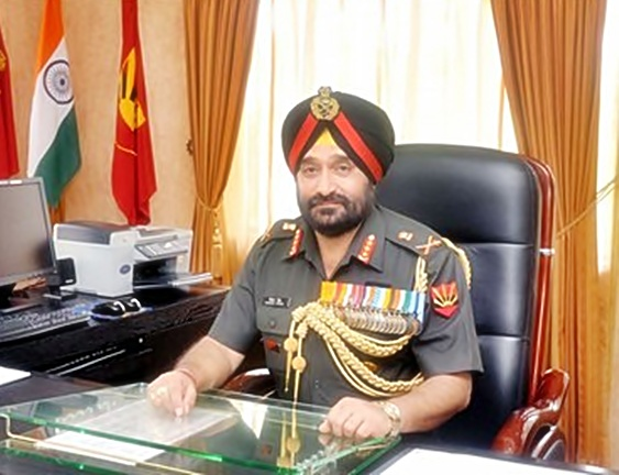 General Bikram Singh becomes the new army chief