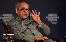 pranab mukherjee the president