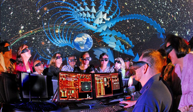 First ever 3D Planetarium in India, Photo Credit:imiloahawaii.org