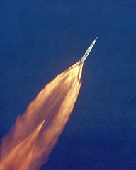 Apollo 11 Launch From Kennedy Space Station