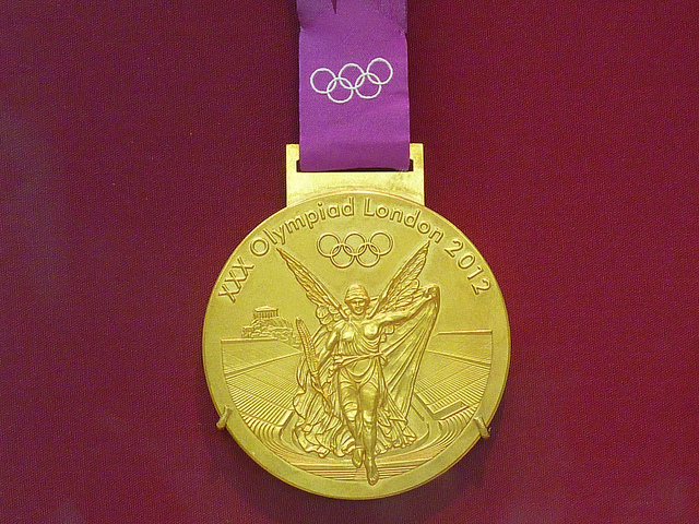 London Olympics Gold Medal