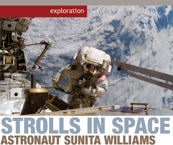 Sunita Williams returning to space, Photocredit:indiantvtoday.com