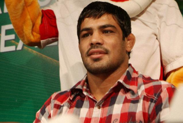 Wrestler Sushil to be India's Flagbearer at Olympics Ceremony, Photocredit:The Hindu