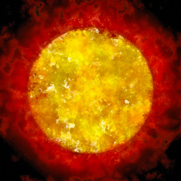 The solar storm