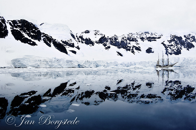 Antarctica - The Forgotten land