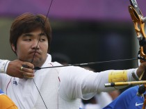 Blind Archer Sets World Record at Olympics, Photocredit: Nationalpost