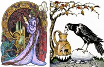 How are fairy tales and fables are different