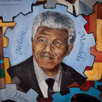 Nelson Mandela 94th birthday