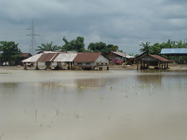 Assam in danger of floods again