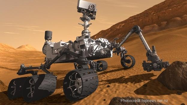 Curiosity gets a 'brain transplant'