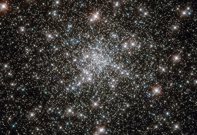 A star cluster