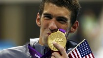 Michael Phelps Olympics Medal Tally, Photocredit: bbc uk