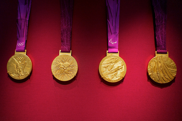 Olympics Medal Tally - Day 7