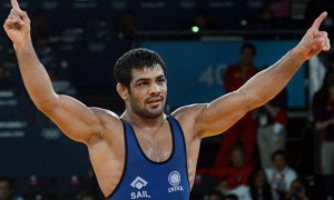 Sushil Kumar wins Silver on last day
