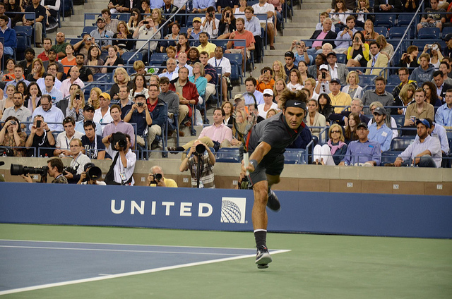 US Open 2012 begins