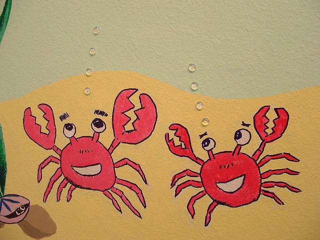 Facts about strange crabs