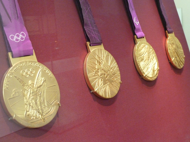 Olympics Medal Tally - Day 5
