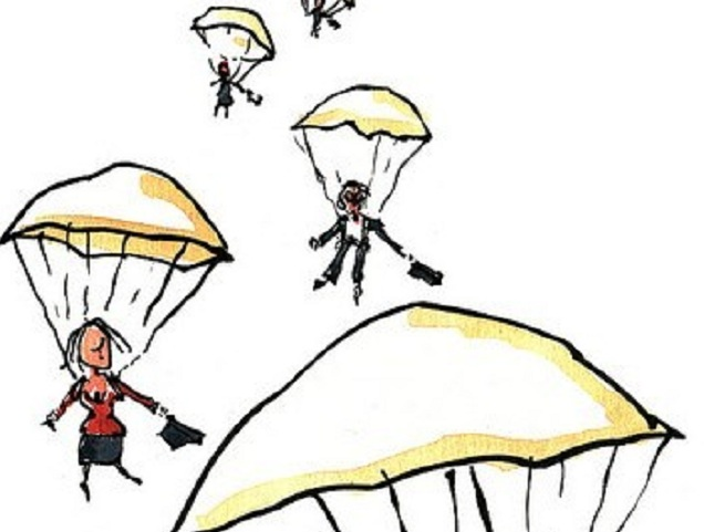 How does a Parachute Work?