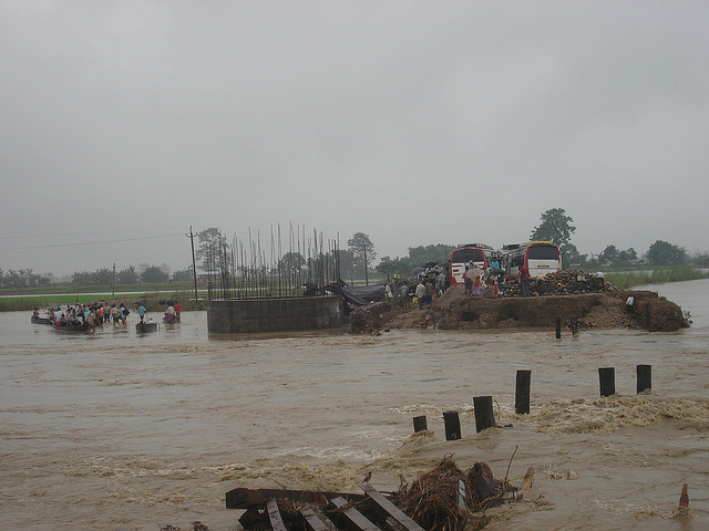 Third Wave of Floods in Assam