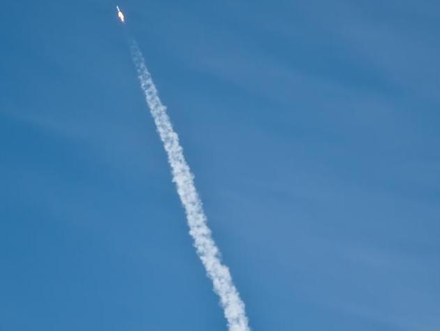 ISRO 100th mission launched successfully