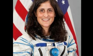 Happy Birthday Sunita Williams
