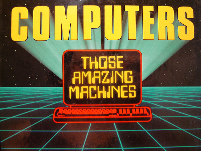 Computers - amazing machines