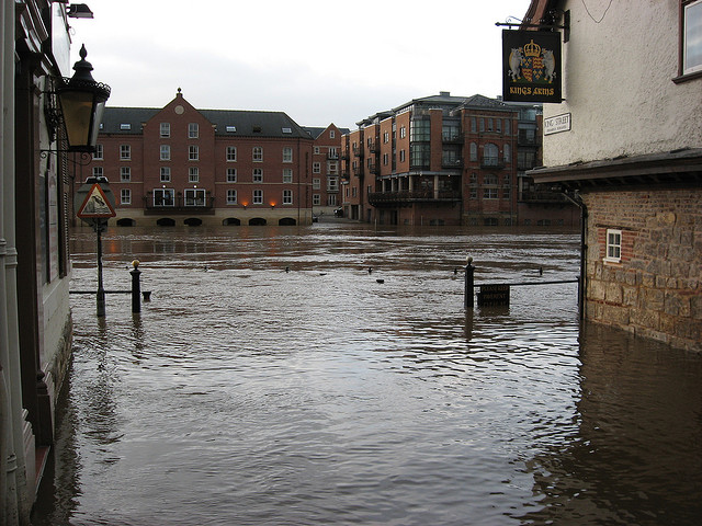 Floods in The UK