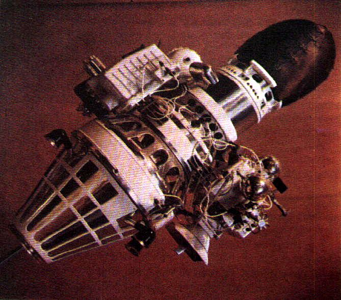 Luna-9 spacecraft