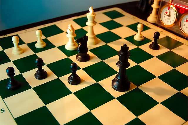 Chess tournament would not be easy to win
