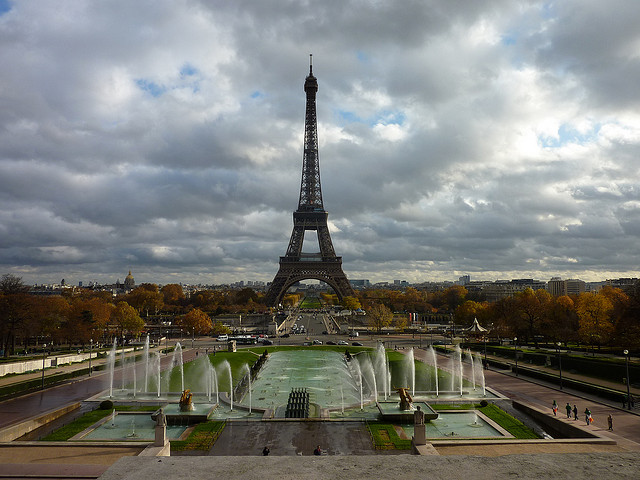 The Iron Lady of France - Eiffel Tower | Facts For Kids, People ...