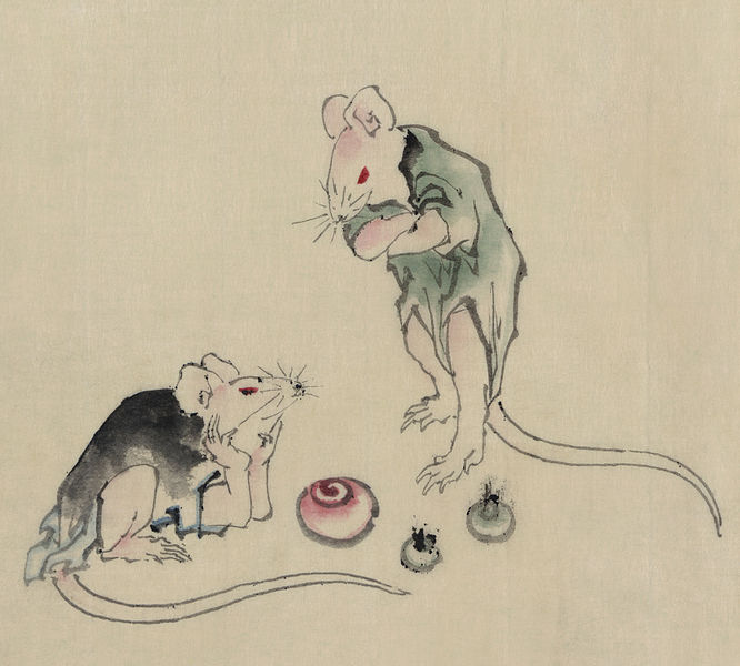 The two mice