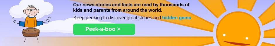 Get daily news and fun facts for kids, keep exploring Kinooze
