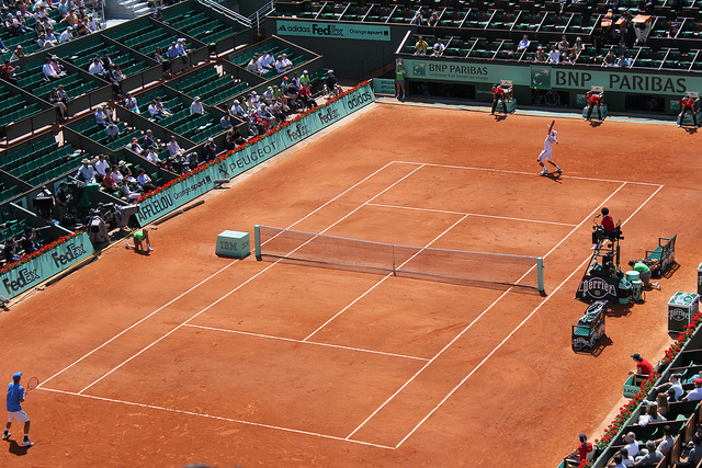 French Open Quartefinals