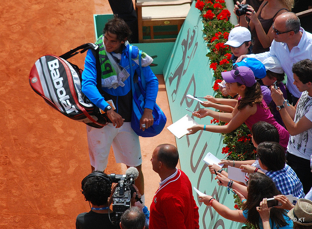 Rafael Nadal Wins French Open