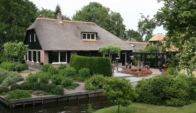 Giethoorn homes