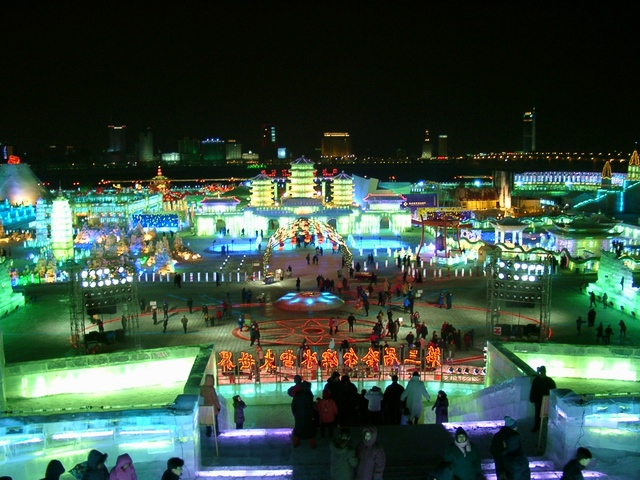 Ice_Snow_World at Harbin