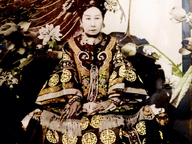 cixi, the dragon lady