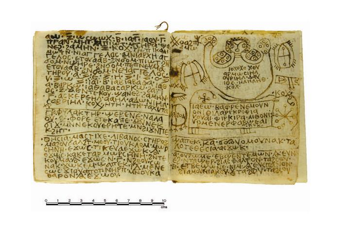 Egyptian spell book