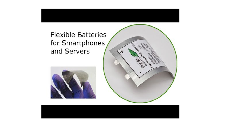 Flexible, strong paper batteries, Image Credit: www.youtube.com