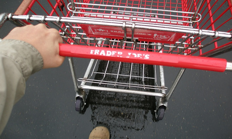 Smart cart, Image Credit: Flickr User, David Prasad, via CC